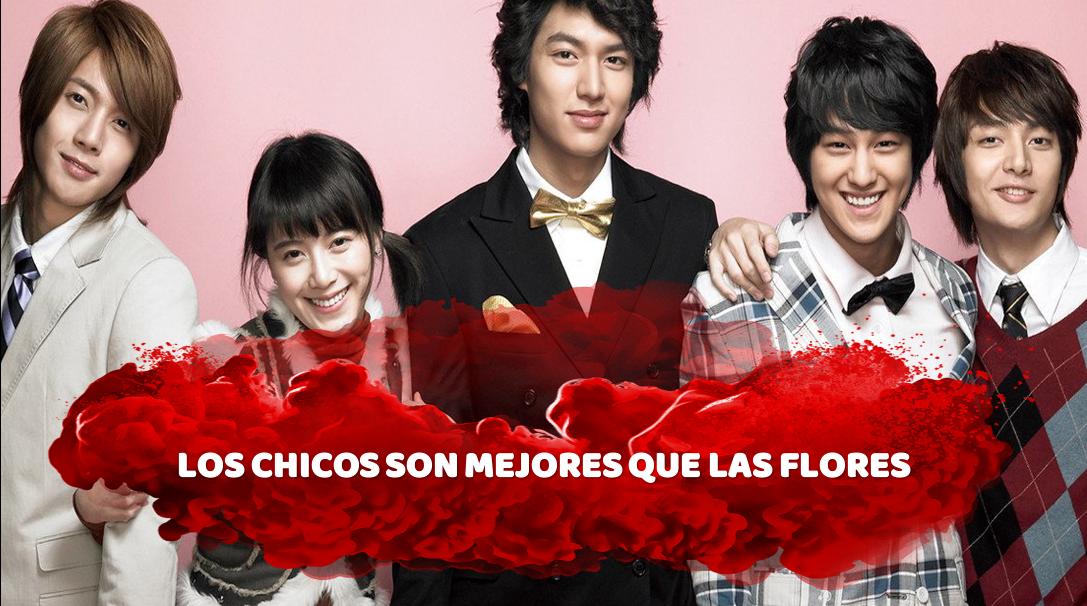 Los Chicos Son Mejores Que Las Flores Gratis Online