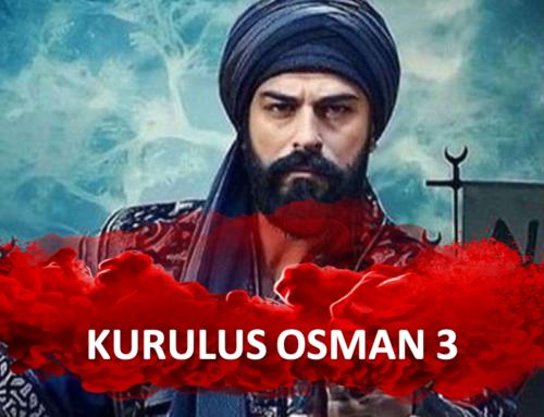 Kurulus Osman 3 Capítulos Completos